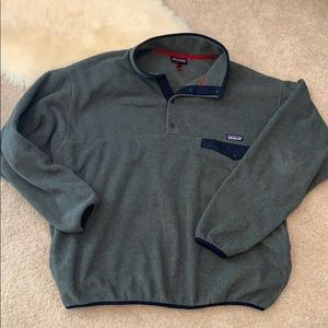 Men's Patagonia Synchilla Fleece - XXL Grey